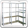 Scaffallature metalliche